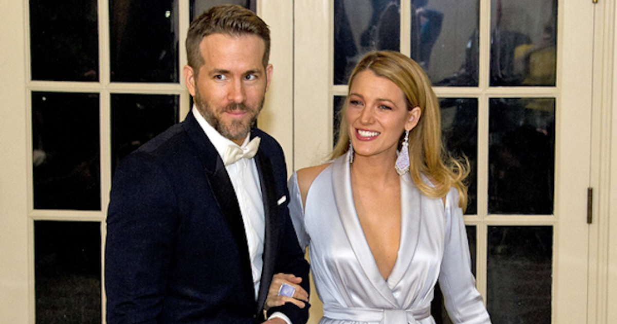 Ryan Reynolds roasted Blake Lively's most recent 'infidelity' and fans are screaming.