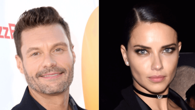 Ryan Seacrest is reportedly dating Adriana Lima, so never give up on your dreams.