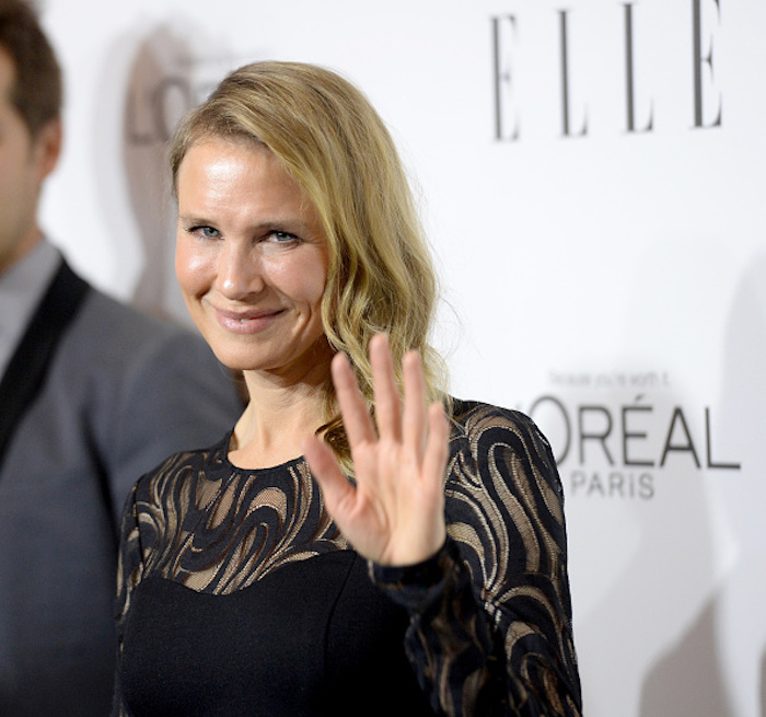 Hugh Grant didn't even recognize his costar Renée Zellweger.