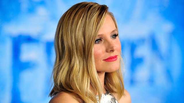 Kristen Bell made a beautifully constructed jab at Melania Trump last night in her SAG Awards monologue.