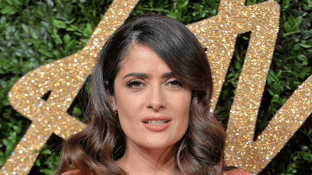 Salma Hayek's burn on Donald Trump's 7/11 flub is a major victory for dyslexic Mexicans everywhere.