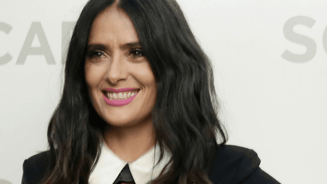 Salma Hayek just came out with her own Harvey Weinstein horror story.