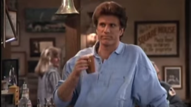 If NBC had gotten their original casting choice for Sam on 'Cheers,' two shows would be ruined.