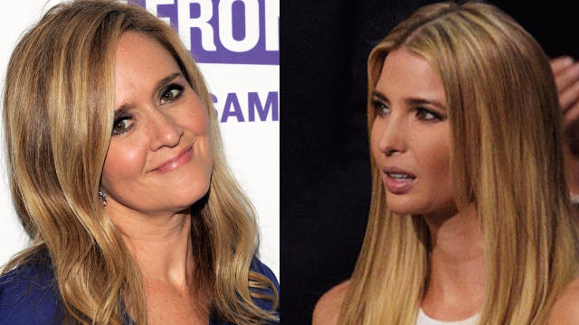 The 25 best reactions to Samantha Bee calling Ivanka Trump the c-word.