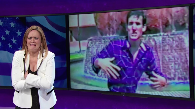 Samantha Bee explores the origins of how most human beings came to despise Ted Cruz.