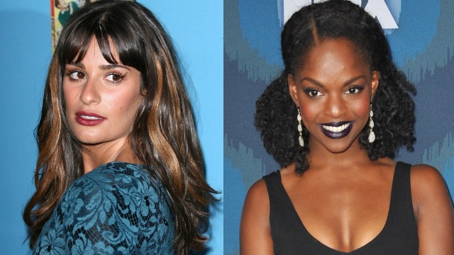 'Glee's' Samantha Ware claims Lea Michele tried to have her fired in new in-depth interview.
