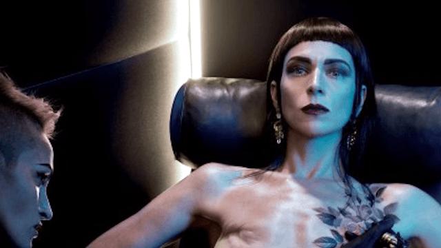 Cancer survivor shows off mastectomy scars in inspiring Equinox ad campaign.