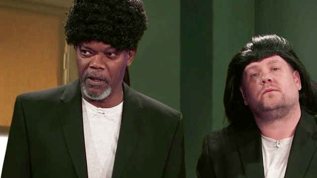 Samuel L. Jackson reenacts almost all his movies in 11 minutes. There are some patterns.