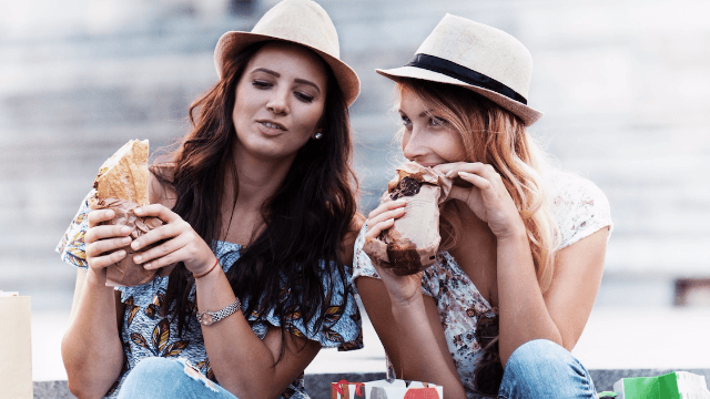 Sexism may be depriving women of getting the sandwich they paid for.