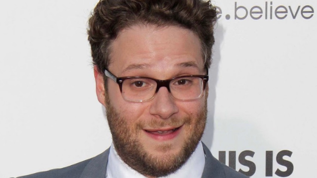 Seth Rogen's mom just embarrassed the crap out of him on Twitter and people are living for it.