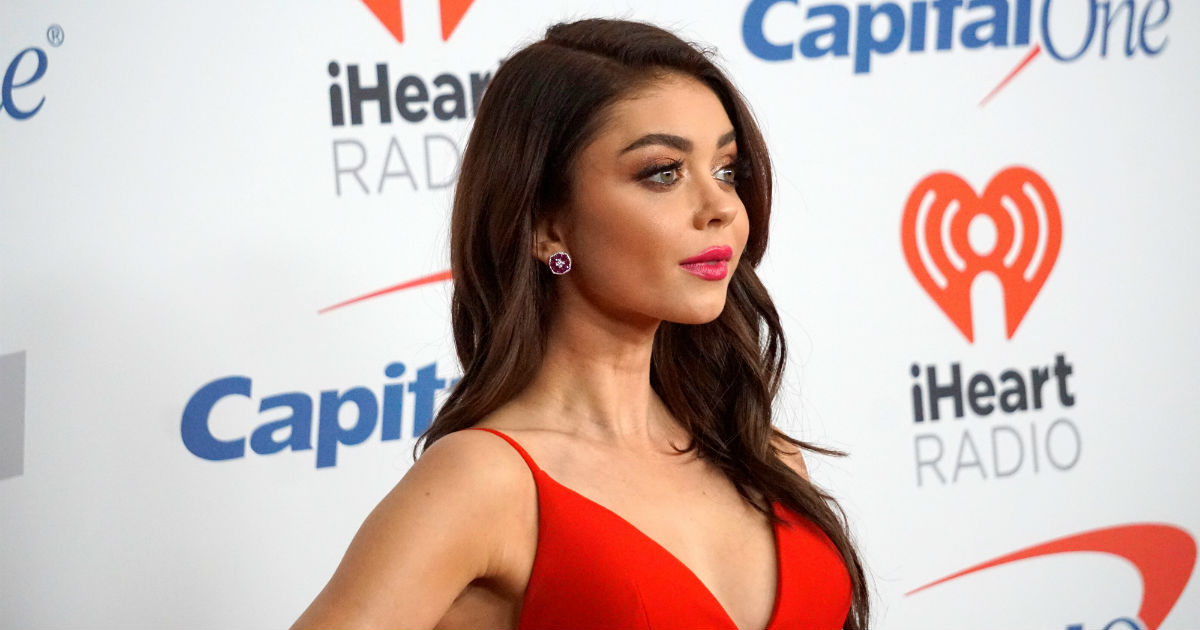 Sarah Hyland bullied off Twitter for posting about her 14-year-old cousin's death.