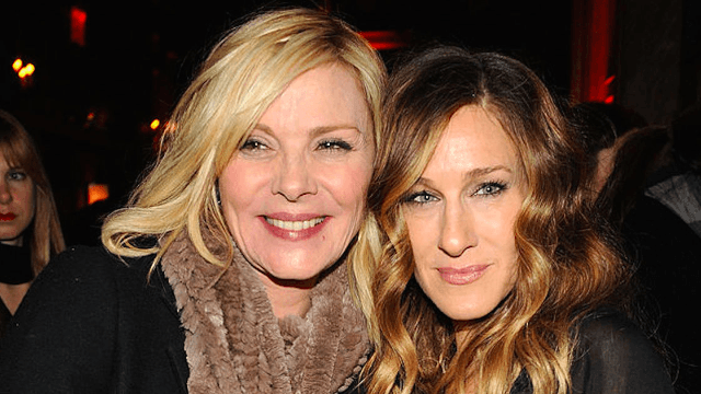 Sarah Jessica Parker shoots down sexist rumors of 'catfighting' among 'Sex and the City' castmates.