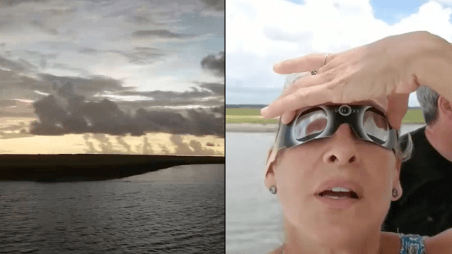 People can't stop LOLing at Sarah Jessica Parker's unimaginably dramatic narration of the solar eclipse.