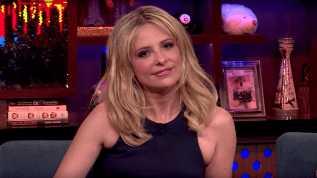 Sarah Michelle Gellar reveals which 'Buffy' characters she'd shag, marry, and kill.