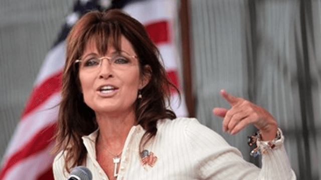 Sarah Palin fell and hurt her head real bad. Naturally, she used it to attack Clinton.