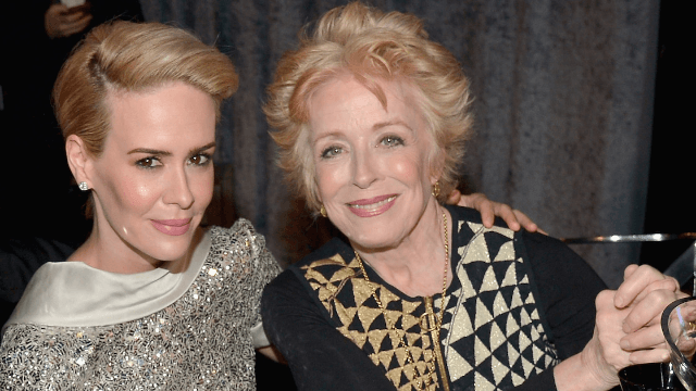 Sarah Paulson defends the age gap in her relationship so well, she could be a real lawyer.