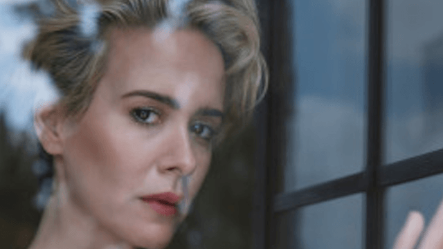 Topless Sarah Paulson Is Awesome AF In Her New 'W Magazine' Spread.