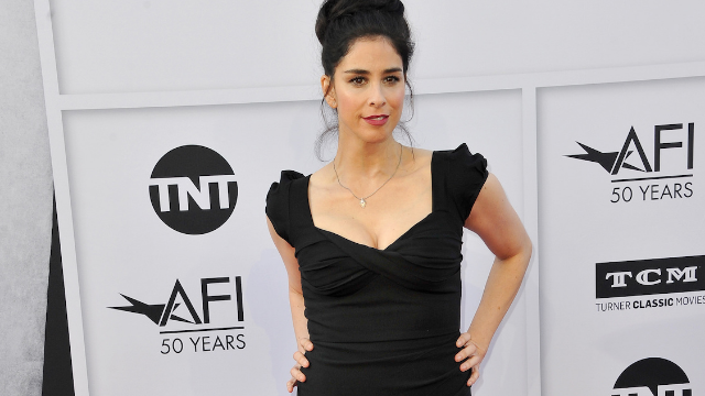 Sarah Silverman slams doctor for giving her a creepily inappropriate mammogram.