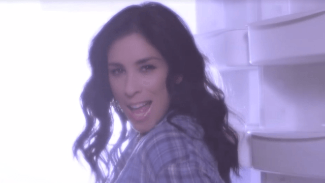 Sarah Silverman made the perfect party anthem for introverts.