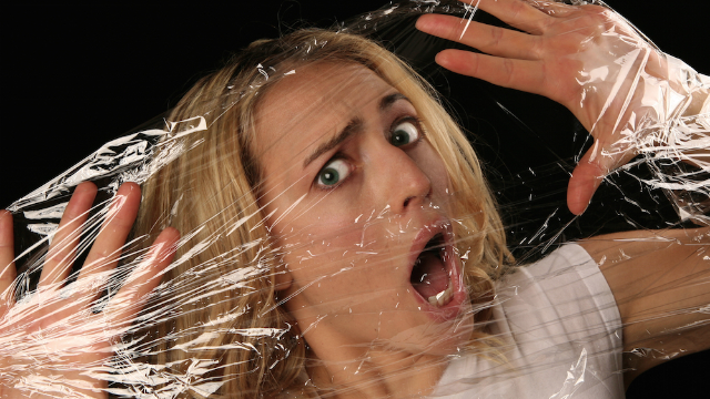 Woman recounts the near-disastrous time she used cling wrap as a condom (spoiler alert: no).