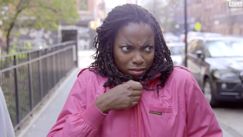 SNL's Sasheer Zamata made a video about privilege to get people talking and hopefully not yelling.