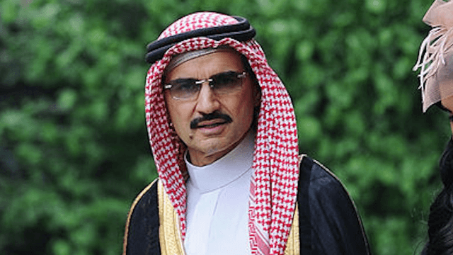 Saudi Prince calls for an end to one of his country's most ridiculous restrictions on women.