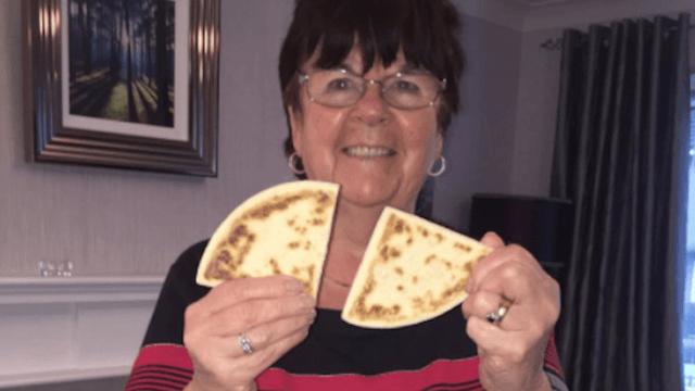 Savage grandma disses Facebook friend's 'shite' scones.