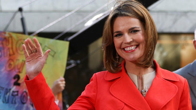 Savannah Guthrie shuts down body shamer with handy guide to asking if women are pregnant.