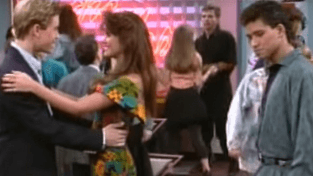 'Saved By The Bell' producer dishes juicy behind-the-scenes cheating drama.