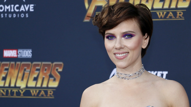 Scarlett Johansson is getting critiqued and memed for defending her right to play 'any person or tree.'
