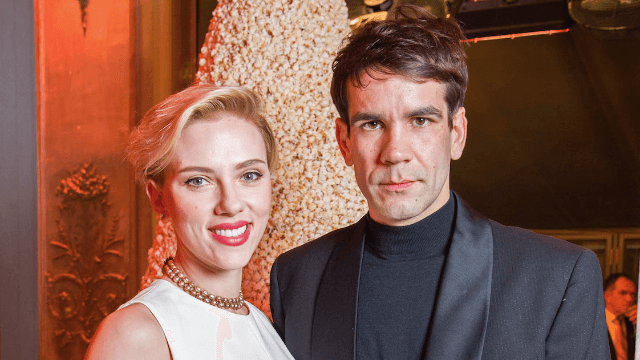 Scarlett Johansson is back on the market but you still don't have a chance.