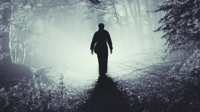17 people share their scariest encounters with another person while alone in the wilderness.