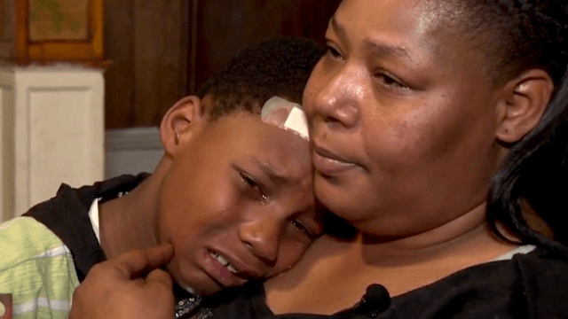 Why the hell did this school pull a kid's teeth without asking his mom?