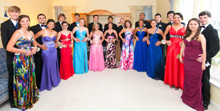 School requires girls to submit their dresses to be pre-approved before prom.