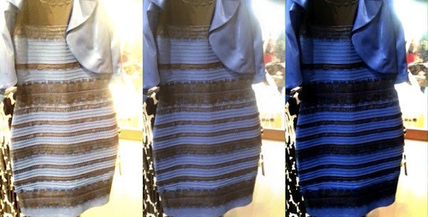 Science explains why your dumb friend thinks the dress is black and blue.