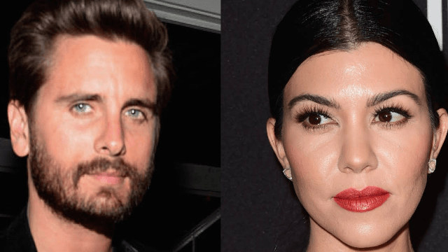 On-again, off-again couple Kourtney Kardashian and Scott Disick may be on again.