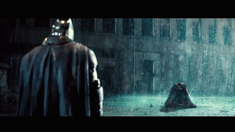 A low-quality trailer for 'Batman v Superman' got stolen, so Warner gave us all the real one early.