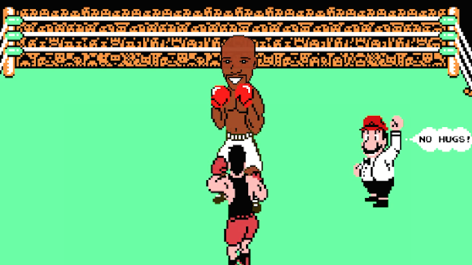 This Punch-Out parody of the Mayweather vs. Pacquiao fight is way less boring than the actual fight.
