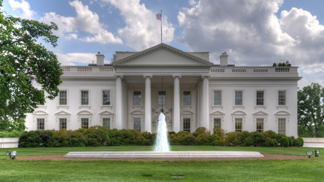 You can find the White House on Google Maps by searching for something incredibly offensive.