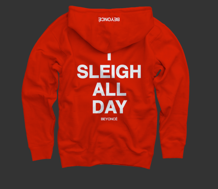 Beyoncé's new Christmas merch will help you sleigh this holiday season.
