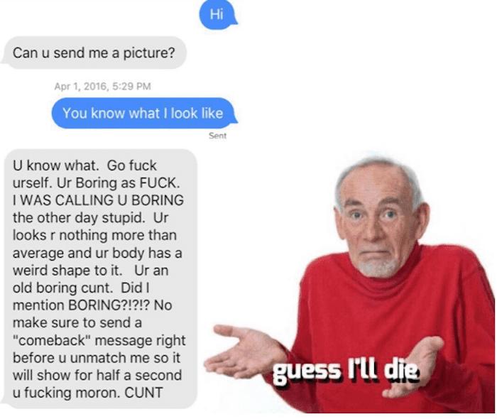 Was soll man in einer E-Mail an einen Kerl Online-Dating sagen