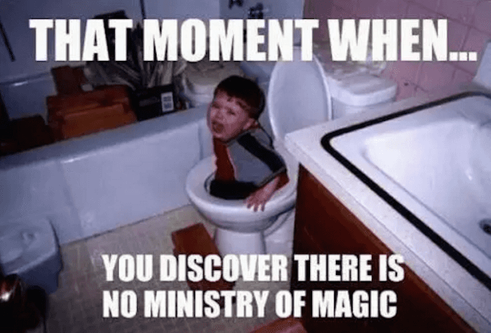 35 magical memes to celebrate harry potter's 20th anniversary