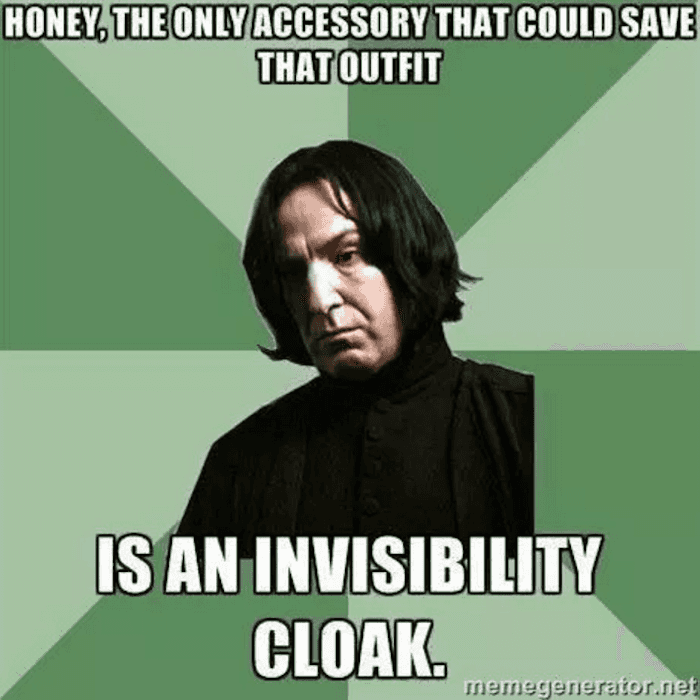 35 Magical Memes To Celebrate Harry Potters 20th Anniversary