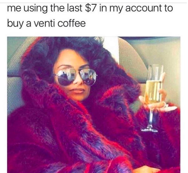 23 Memes About Money That You Will Only Understand If You're Broke AF.