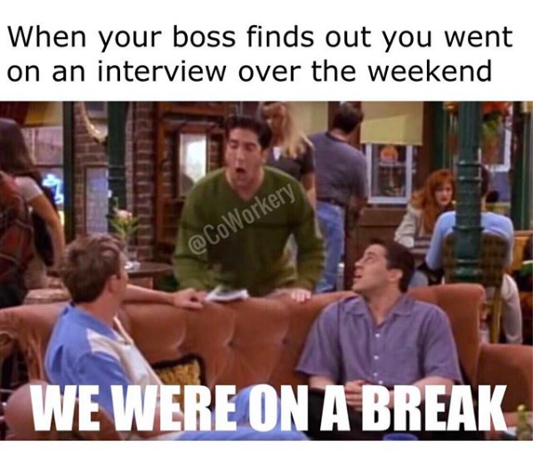 26 Workplace Memes Everyone Needs To Laugh At By 5pm.