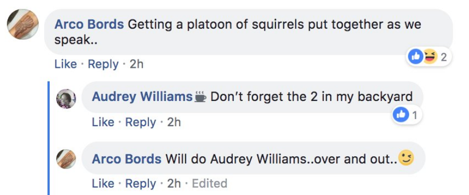A 'barefoot runner' complained about acorns in a neighborhood Facebook group, got brutally roasted.