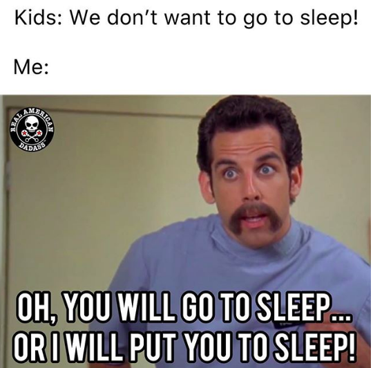 27 Memes That Will Only Be Funny If You Have Kids.