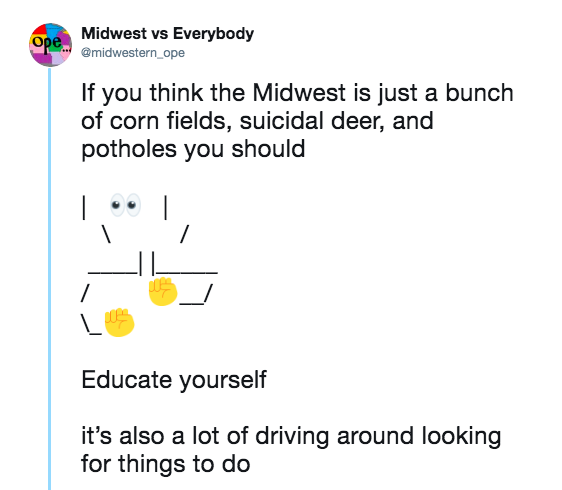 Ope Sorry Just Some Midwest Memes With A Side Of Ranch