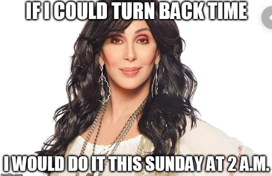 22 Memes To Remind You To Change Your Clocks Back This Weekend Someecards Memes