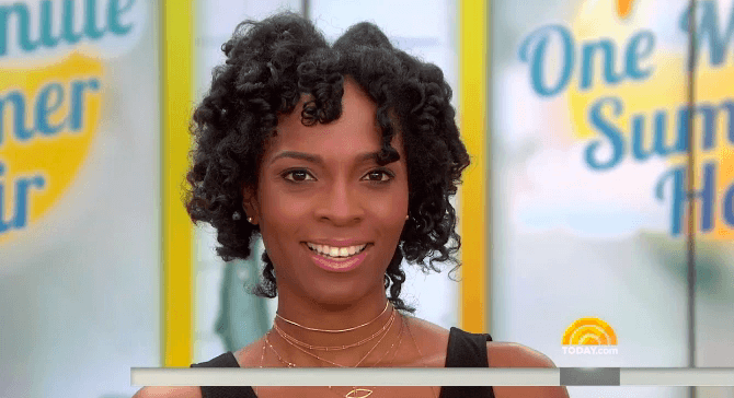 Woman's natural hair gets horrible makeover on live TV. Commenters are like, 'NO.'